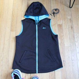 Asics NWOT Reversible Vest